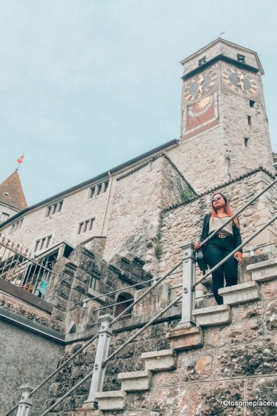 Rapperswil Castle in Zurich Itinerary 2 days