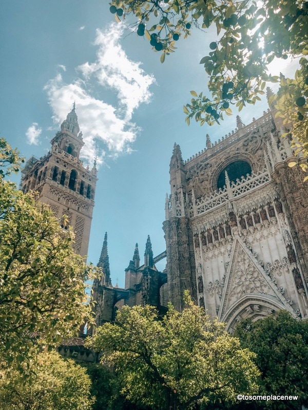 Ultimate guide to the Best Things to do in Seville Spain - combining popular UNESCO Heritage sites to offbeat quarters, flamenco, tapas and GoT tours & more