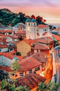 Evening views in Spain and Portugal Itinerary 10 days