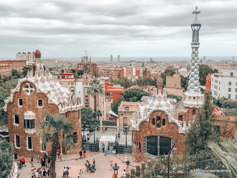 Spain and Portugal Itinerary - Park Guell and Gaudi Museum