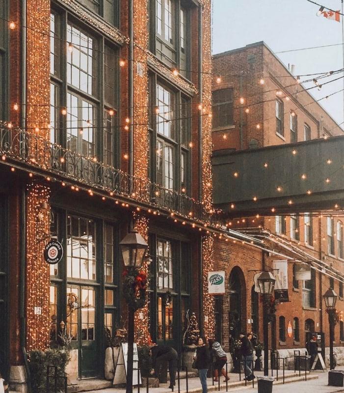 Visiting Toronto in Winter - December Christmas Markets