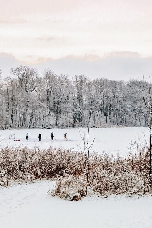 Toronto In December weather