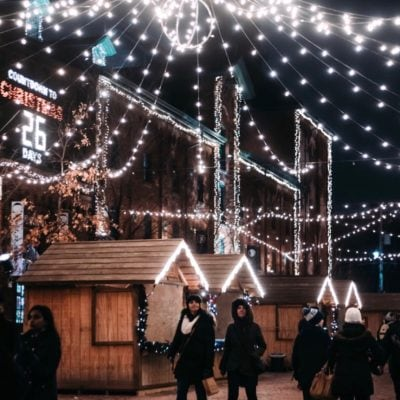 Toronto in December – Winter Activities Guide