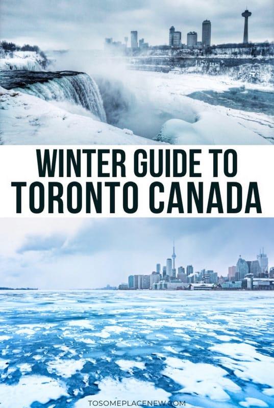 Toronto in December