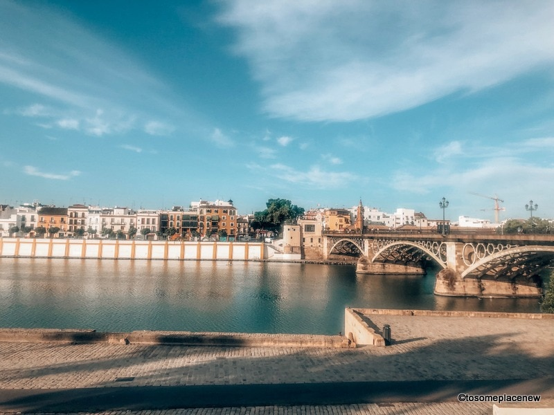 Triana Views What to see in Seville