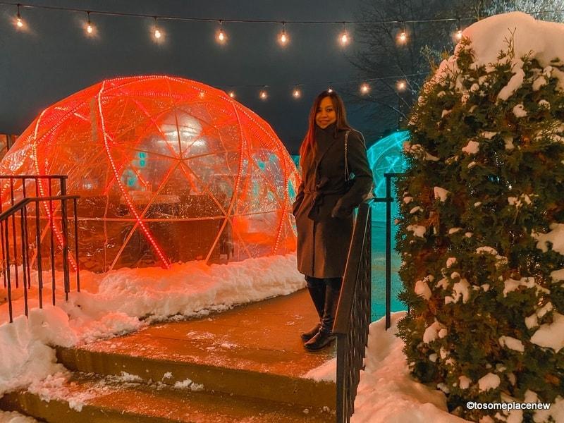 Winters in Edmonton
