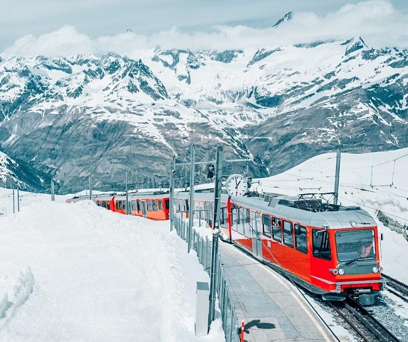 Zermatt in 7 days in Switzerland Itinerary