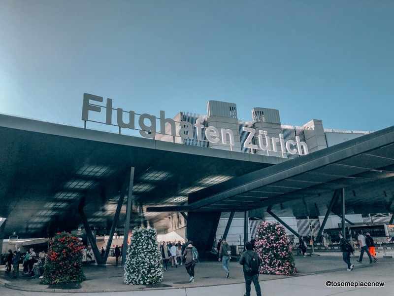 Zurich Airport - Best places to stay in Zurich