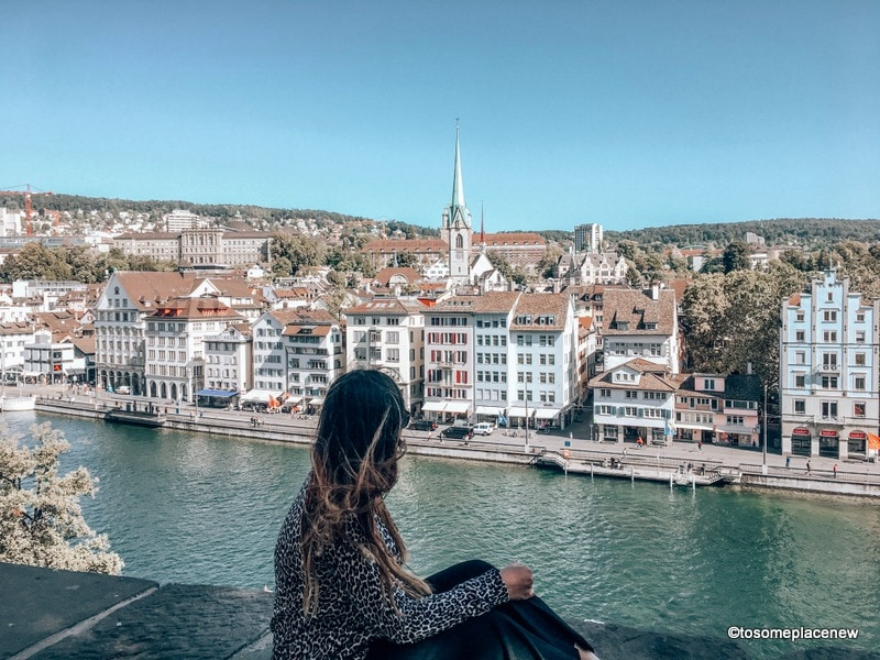 Views of District 01 in Zurich - Best places to stay in Zurich