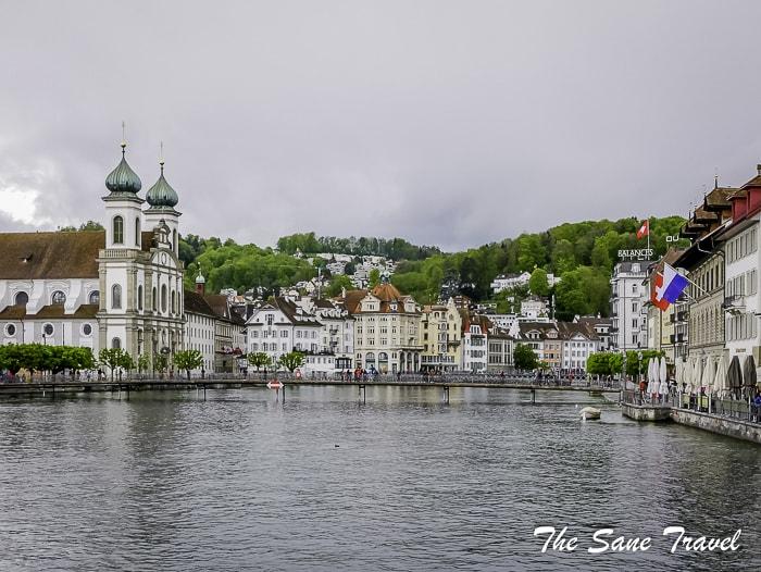 Lucerne in 7 days in Switzerland