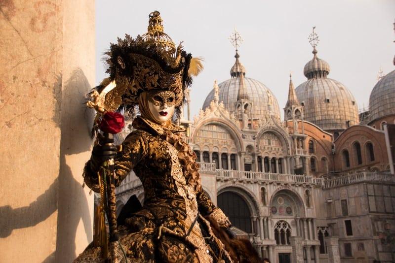 Venice in February