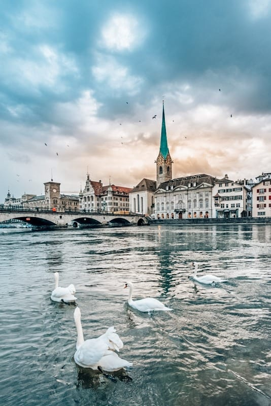 Where to stay in Zurich: 8 best places to stay in Zurich