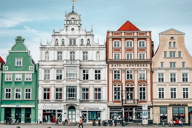 Best Places to visit in Germany Rostock