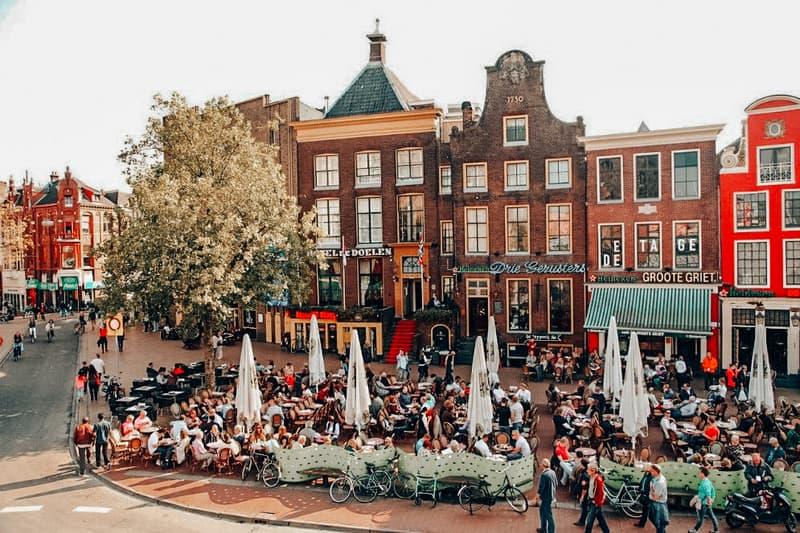 Best cities in Netherlands -Groningen