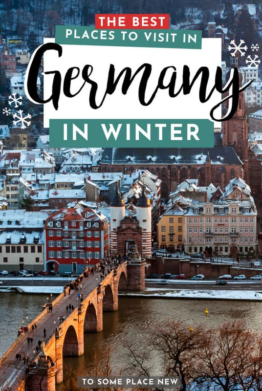 Best places to visit in Germany in winter guide