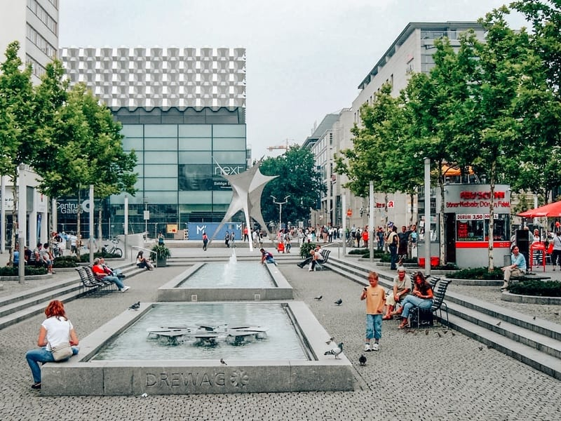 Dresden - Socialist architecture - Best Places to go in Germany