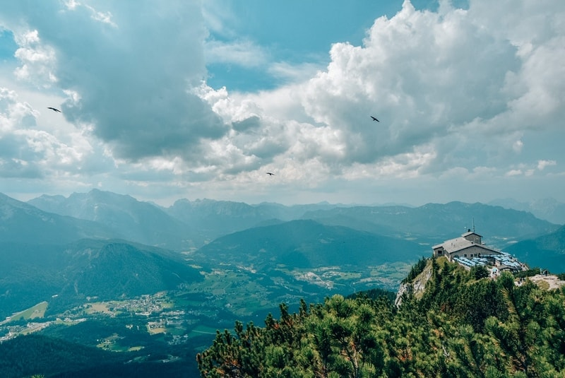 Hitler Eagle's Nest - Best Places to go in Germany