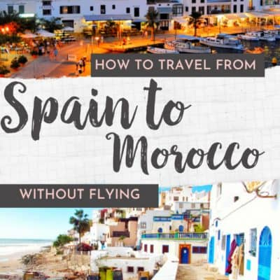 Ferry from Spain to Morocco: All you need to know