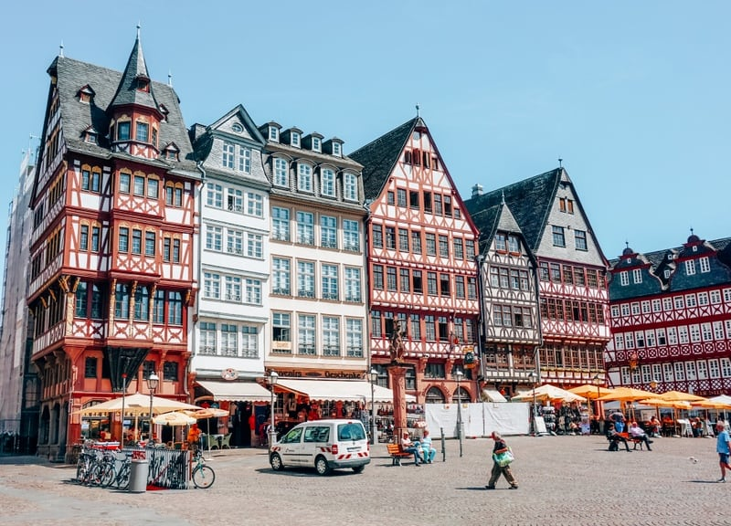 Frankfurt Best places to go in Germany