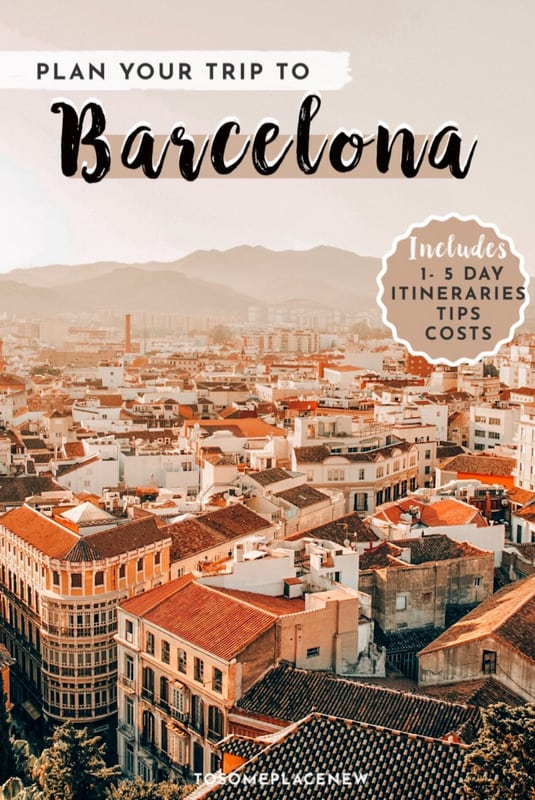 Wondering how many days in Barcelona is enough to explore the city's best? Read our in-depth guide from 1 day to 5 days in Barcelona & our recommendation.