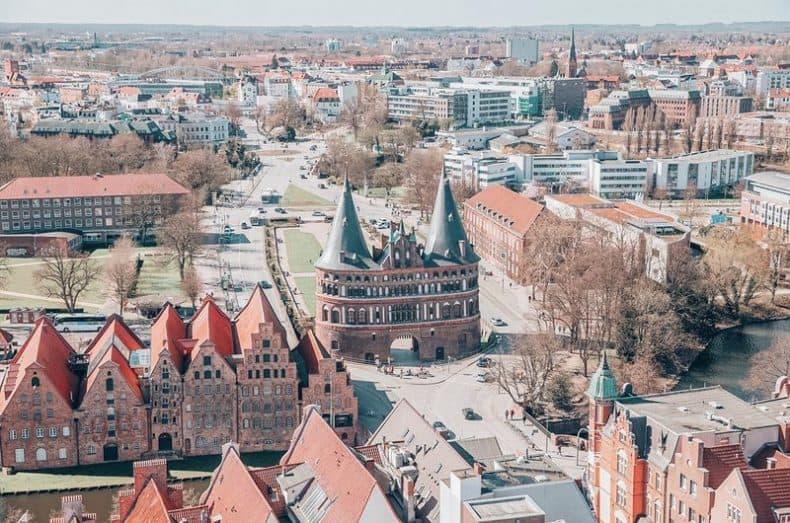 Lübeck Best Places to go in Germany