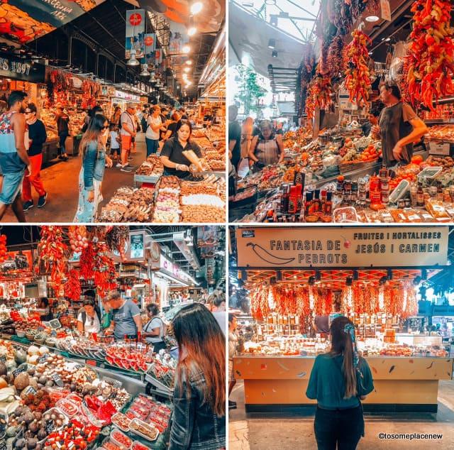 La Boqueria Market-