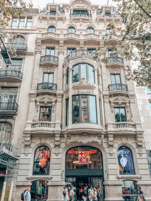 Las Ramblas Stores