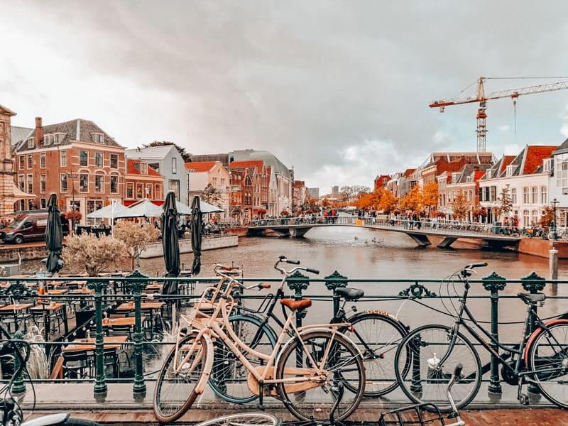Leidem - Cities near Amsterdam
