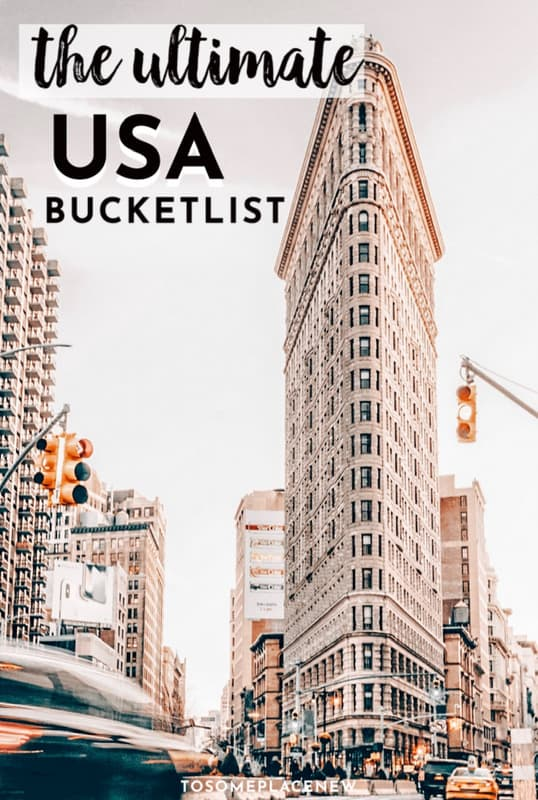 New York - Most beautiful cities in USA bucket list tosomeplacenew