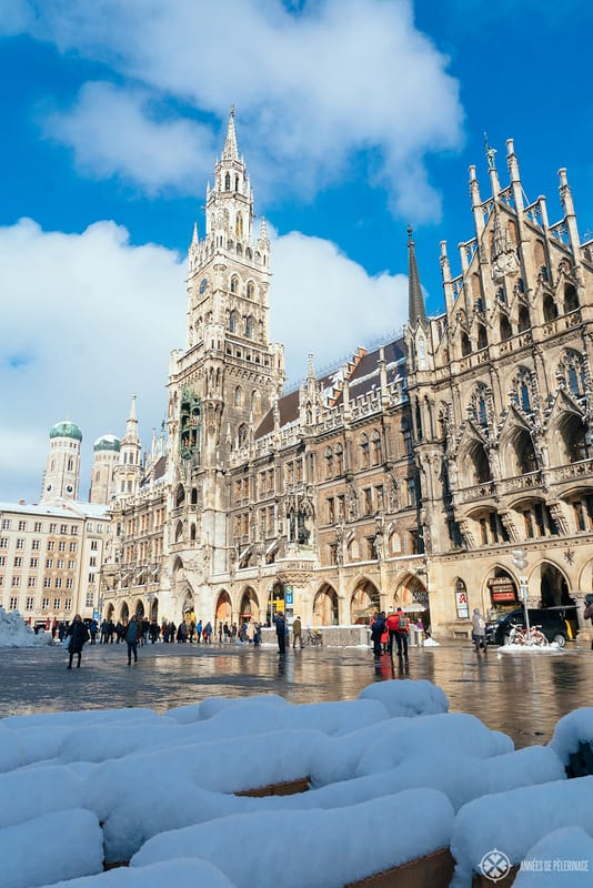 Munich - Best cities to visit in Germany in winter