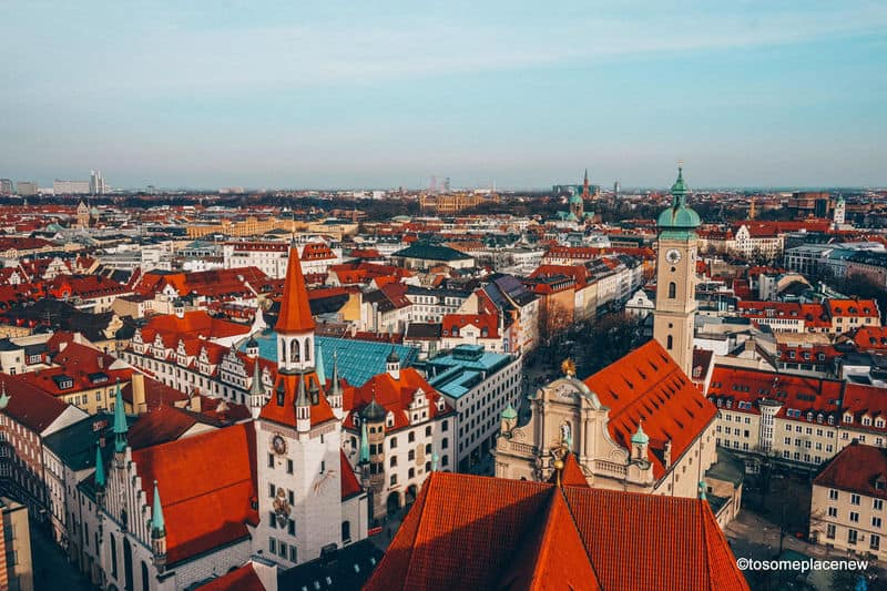 Munich - Most beautiful cities in Germany