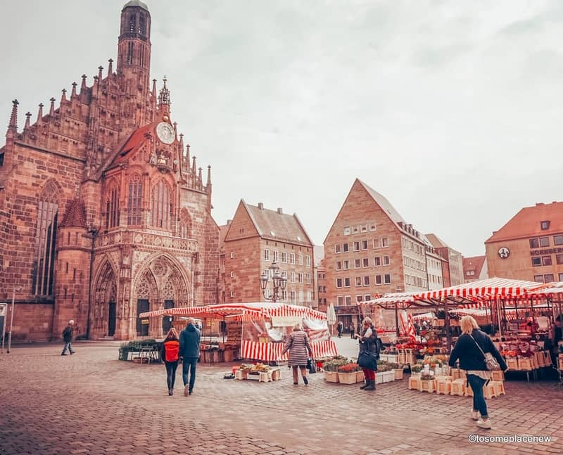 Nuremberg - Best Places to go in Germany