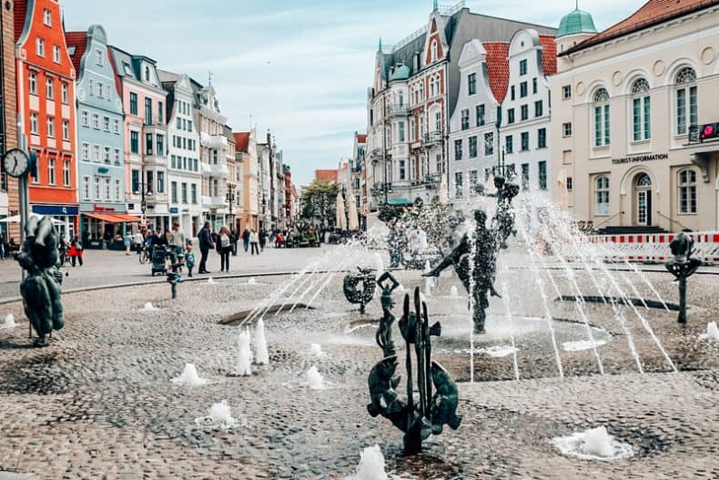 Rostock Best places to go in Germany