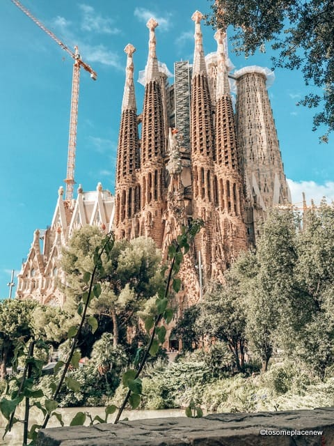 Sagrada Familia Barcelona Itinerary 2 days