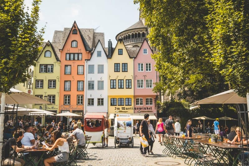 Cologne Most beautiful cities in Germany