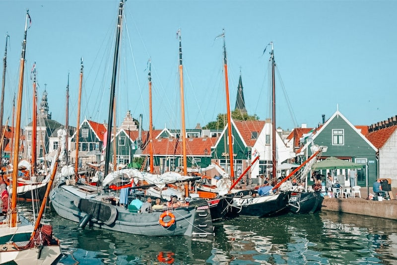 Volendam - Best cities to visit in Netherlands