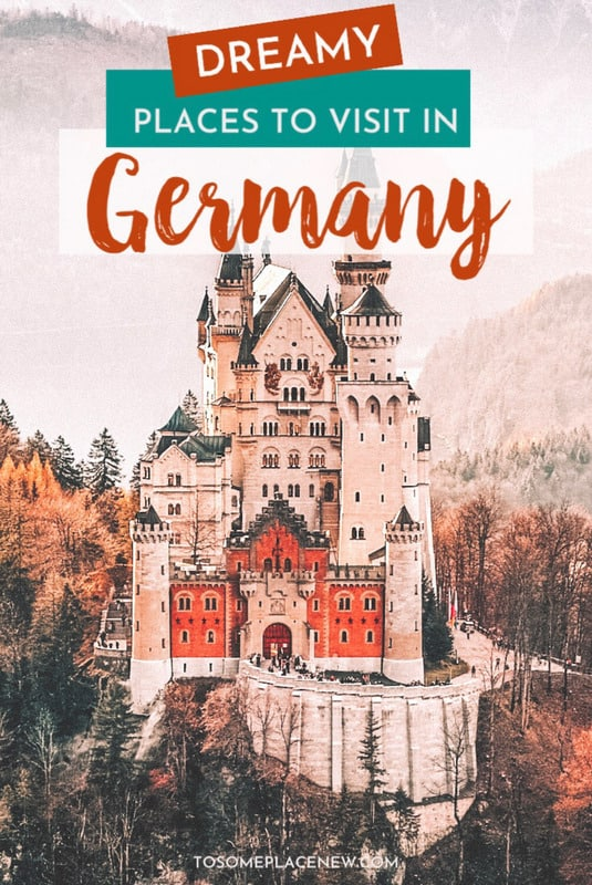 Castles in Germany - Best Places to go in Germany