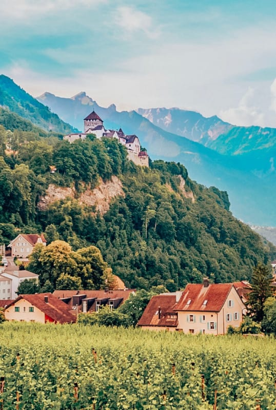 Burg Gutenberg and many interesting facts about Liechtenstein fun facts