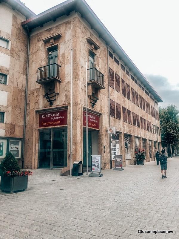Postal Museum - Zurich to Liechtenstein day trip