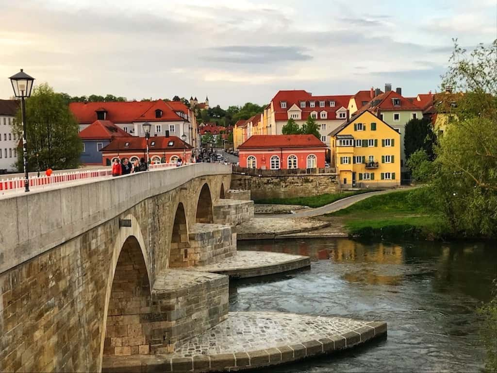Regensburg - Most beautiful cities to visit in Germany
