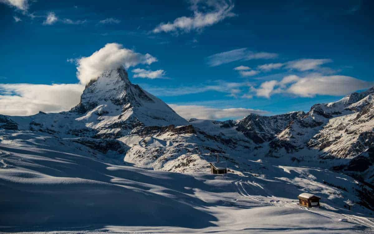 Matterhorn-zermatt train