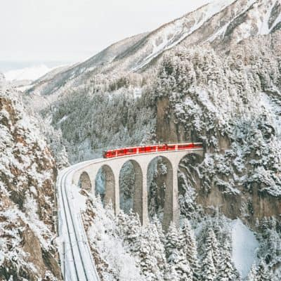 Most scenic train rides in Switzerland to take your breath away!