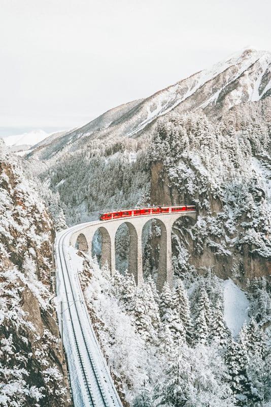 Hands down! 10 Most scenic train rides in Switzerland