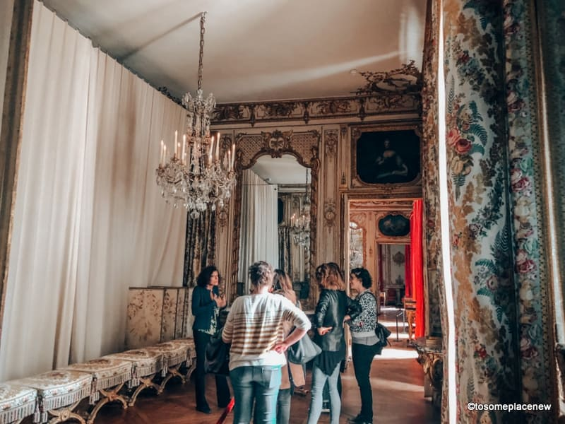 Versailles small group tour