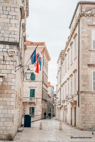 7 days in Croatia Itinerary - tosomeplacenew