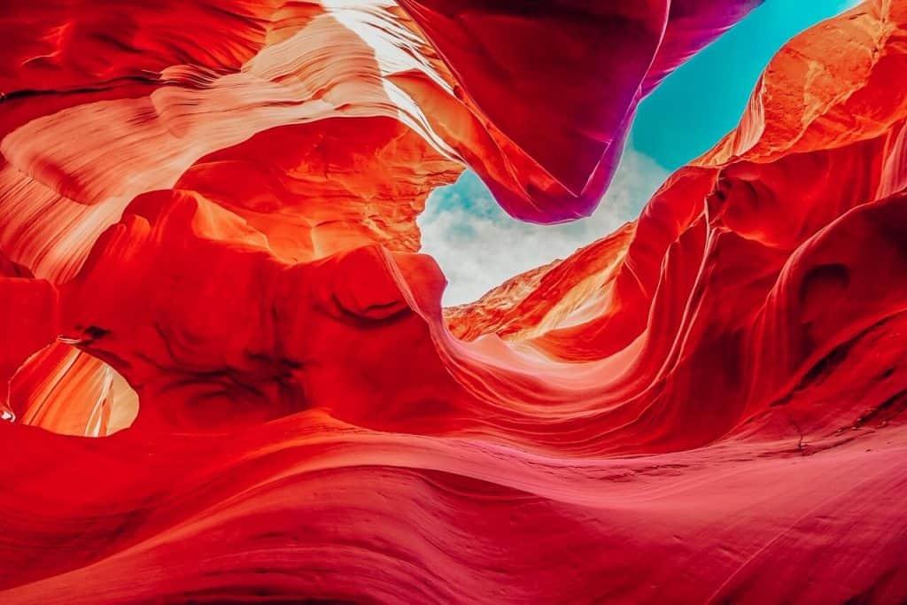 Lower Antelope Canyon Views