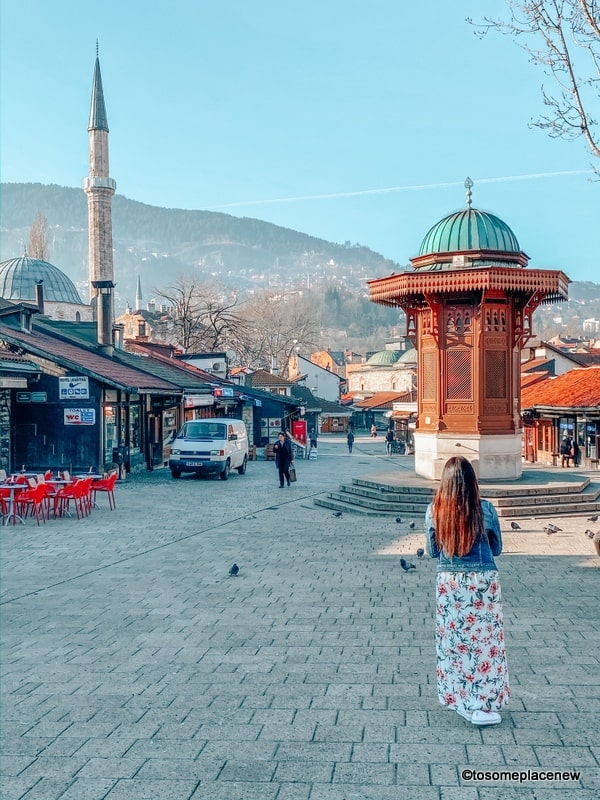 Sarajevo Balkans Tour