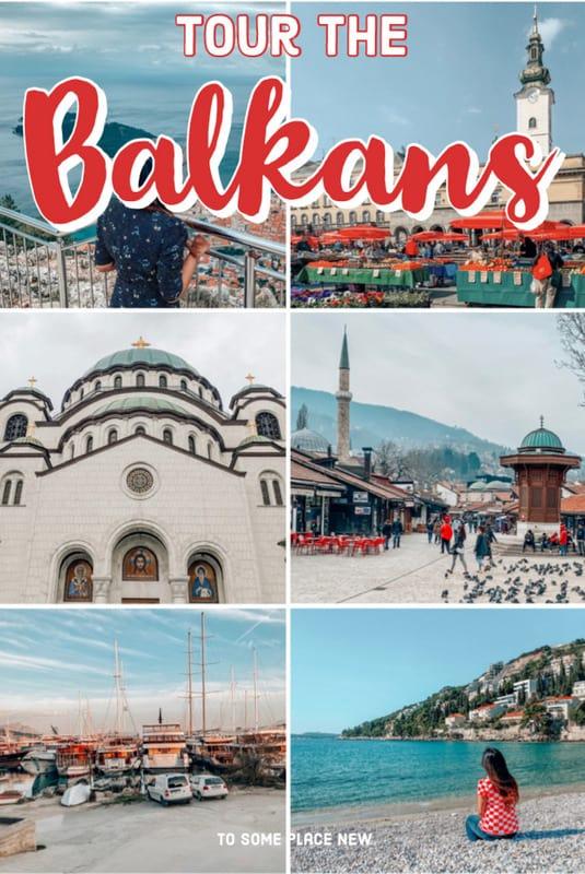 Pin for Balkans tours