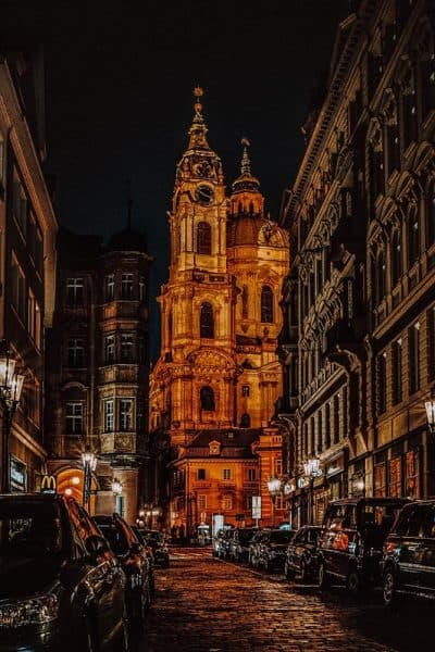 Beautiful Prague Night tours