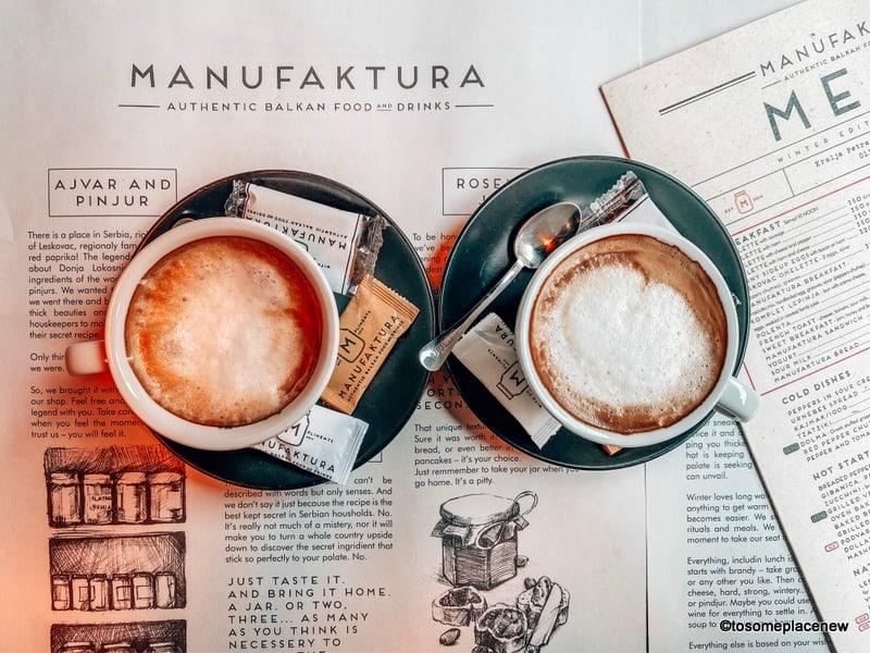 Belgrade food Manufaktura